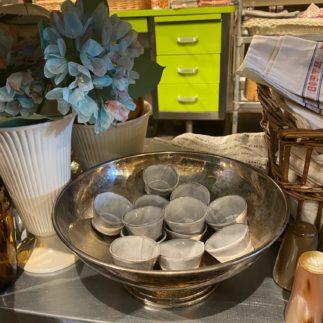 salt cellar stoneware