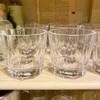 Hemingway old fashion glass