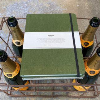 Shinola olive journal