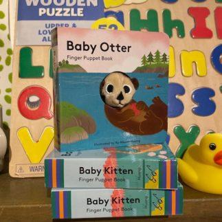 baby otter children book