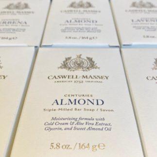caswell almond bar soap
