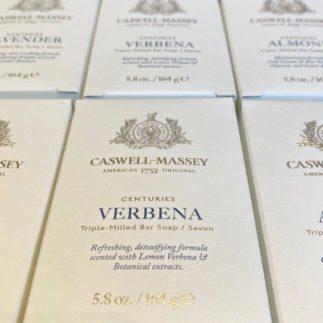 verbena bar soap