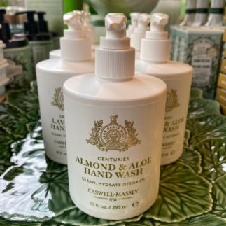 Caswell-Massey hand wash almond