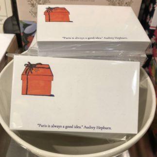 Hermès calling cards