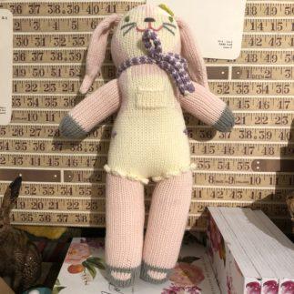cotton bunny toy