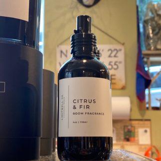 citrus fir room spray