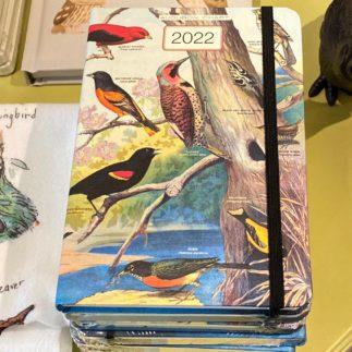 2022 bird planner