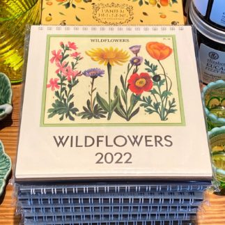 wildflower calendar