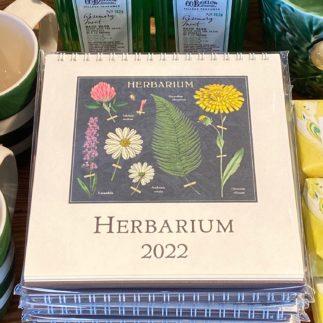 herbarium 2022 calendar