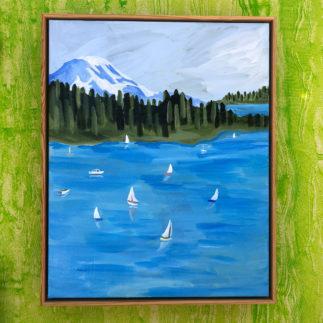 gig harbor painting