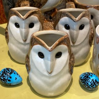 owl jug in large size