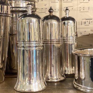 hotel silver sugar shaker
